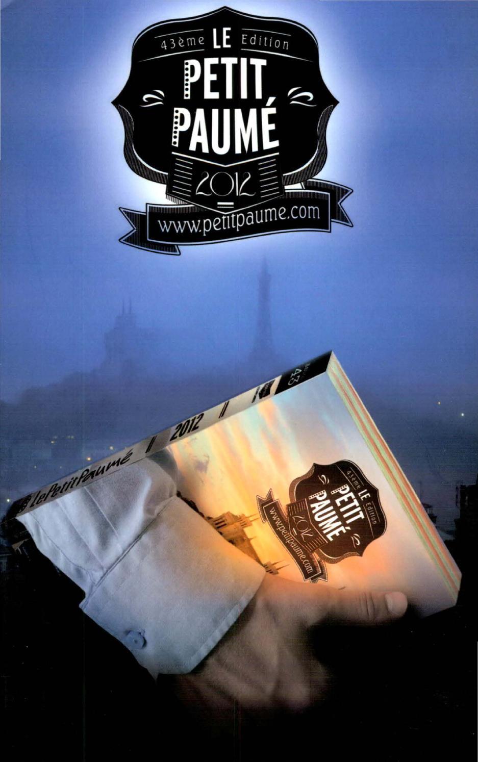 Le Petit Paumé - Edition 2012 - City-Guide de Lyon by Le Petit Paumé - issuu af48d6e6eb14