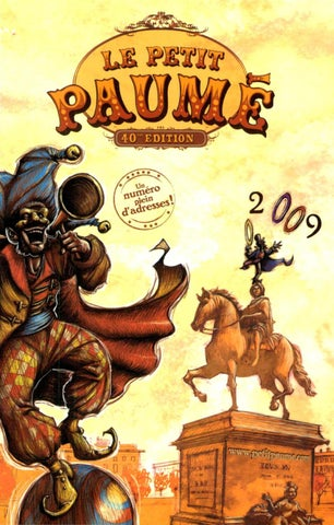 70b9540b239 Le Petit Paumé - Edition 2009 - City-Guide de Lyon by Le Petit Paumé ...