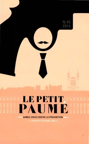 Le Petit Paumé Edition 2014 City Guide de Lyon by Le