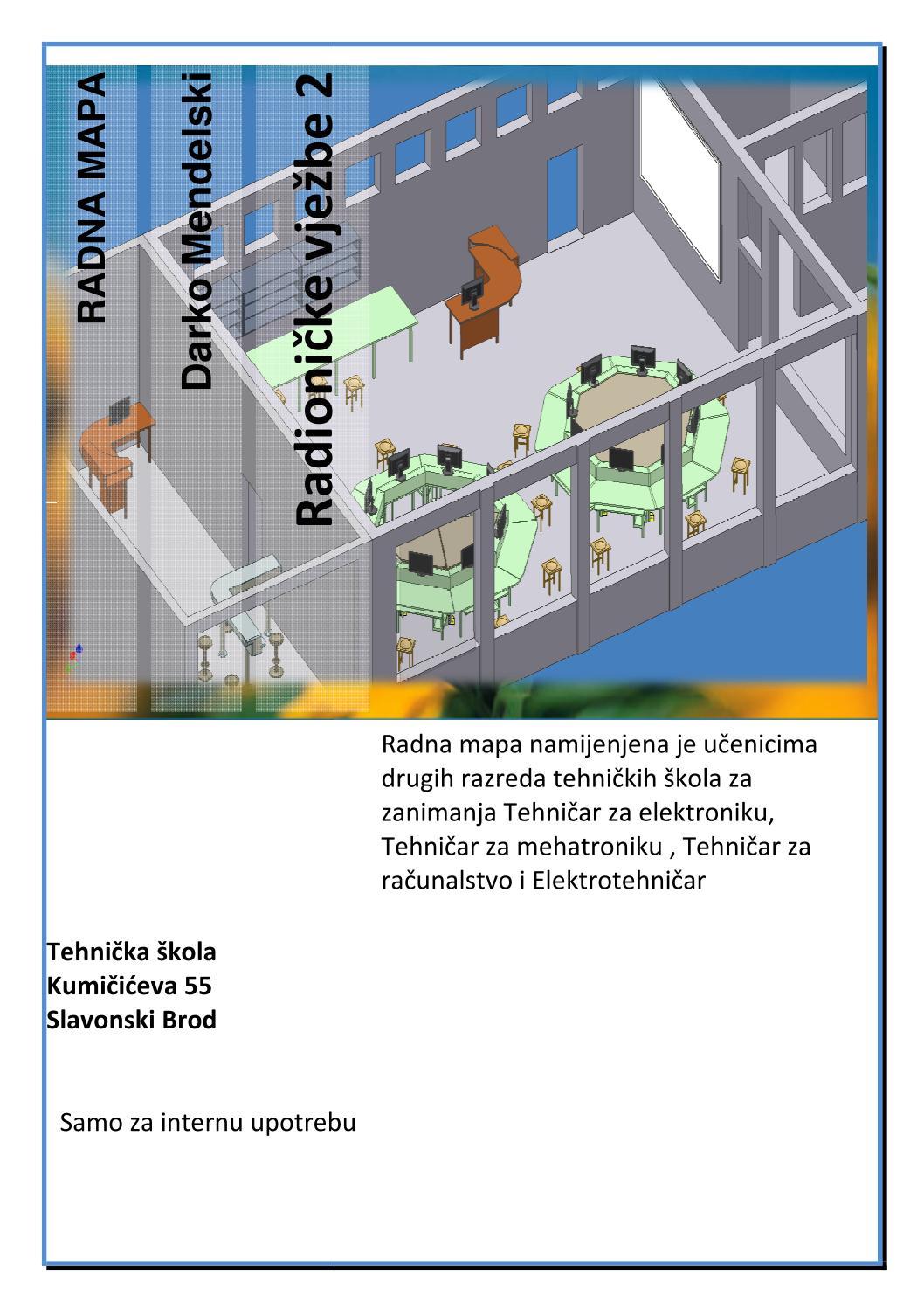 Radionike Vjebe 2 By Darko Mendelski Issuu Additional Privileges View Printed Circuit Boards Tiskane Ploice