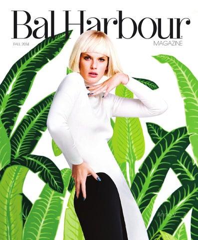 Bal Harbour Magazine - Fall 2014 by Bal Harbour Shops - issuu 22b3b3d4eaff
