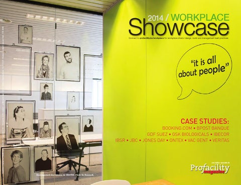 Workplace showcase 2014 édition française by business interactive