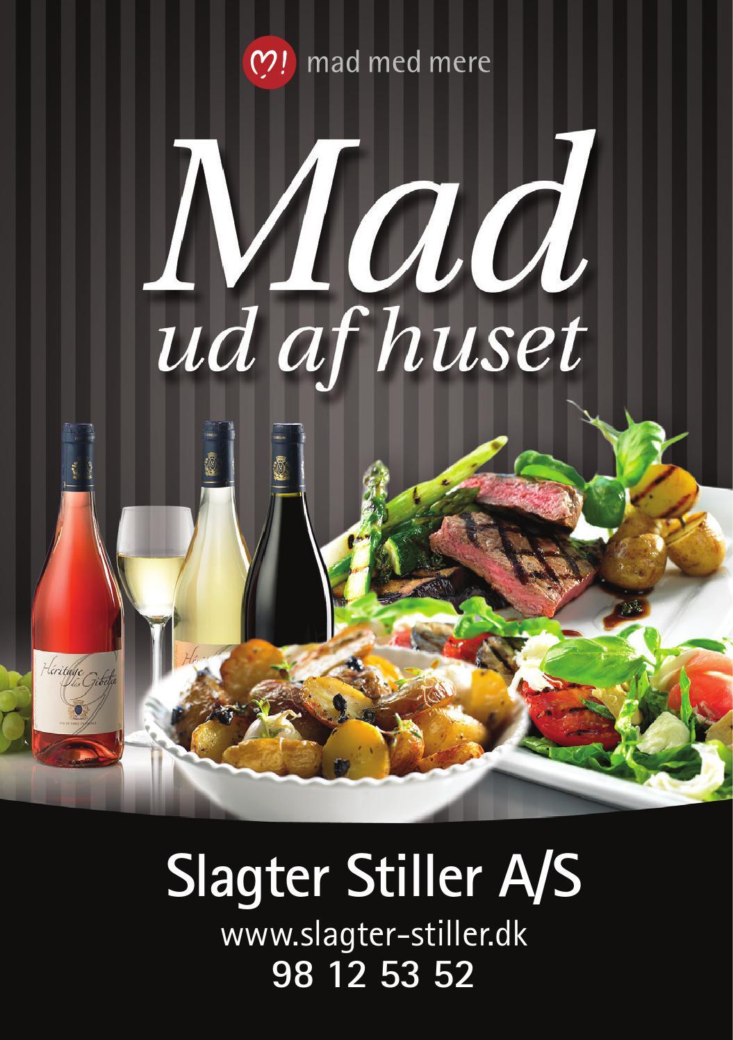 Mad ud af huset - aalborg by Slagter Stiller - Issuu