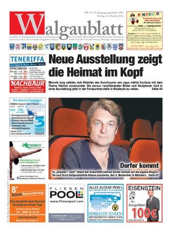 Walgaublatt 43 by Regionalzeitungs GmbH issuu