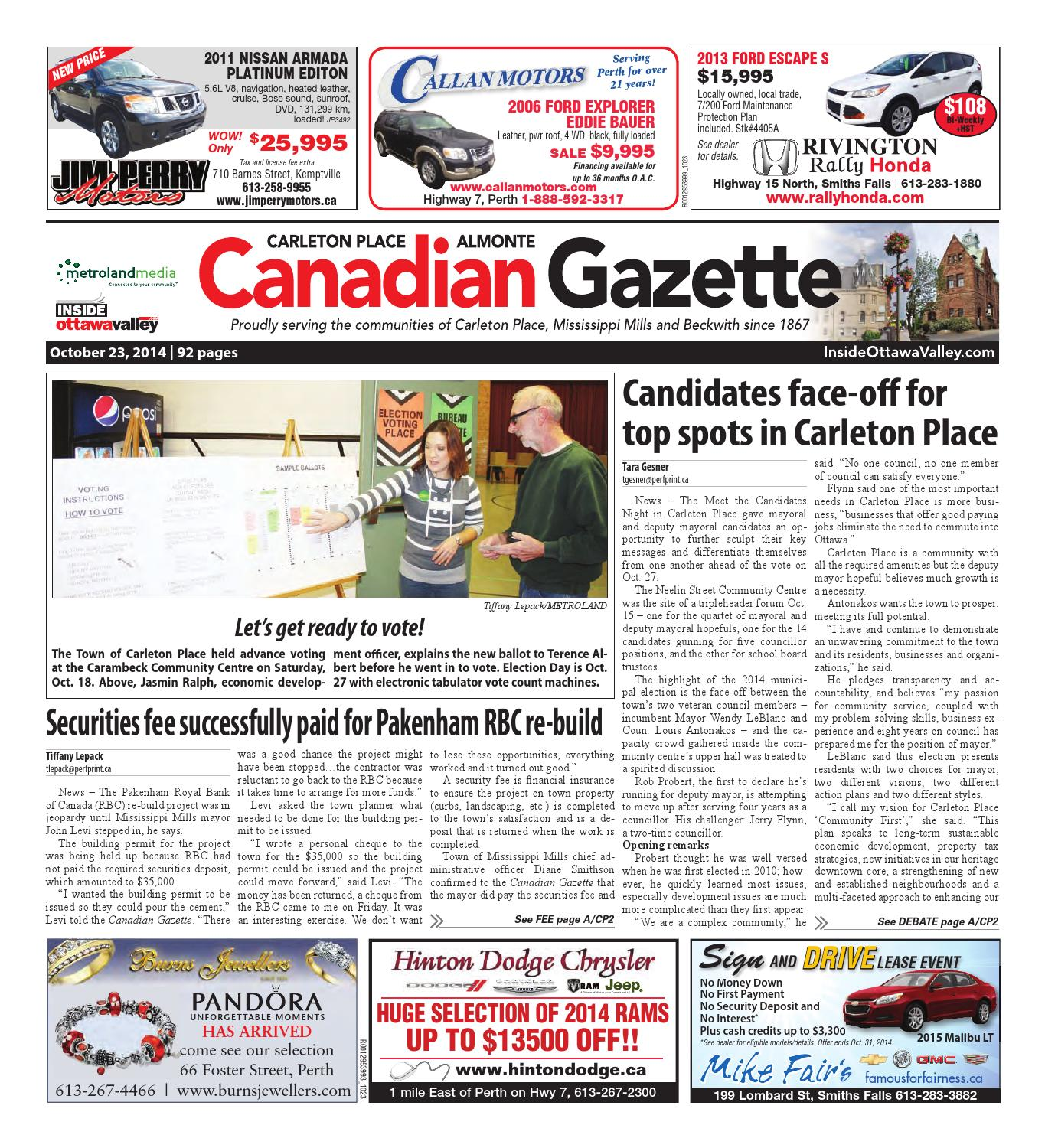 Almontecarletonplace102314 by metroland east almonte carleton almontecarletonplace102314 by metroland east almonte carleton place canadian gazette issuu fandeluxe Choice Image
