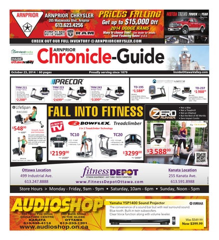 Arnprior102314 by metroland east arnprior chronicle guide issuu page 1 fandeluxe Gallery