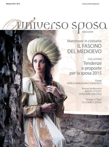 20c3f9d8e0af Universo Sposa Magazine 2014-2015 by Elisabetta Brignoli - issuu