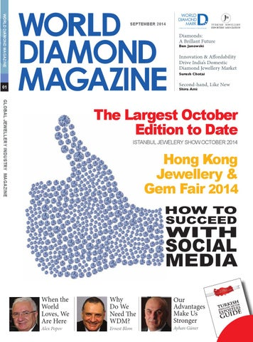 WORLD DIAMOND MAGAZINE by ALTIN DÜNYASI YAYIN GRUBU - issuu 0c64164f8e2