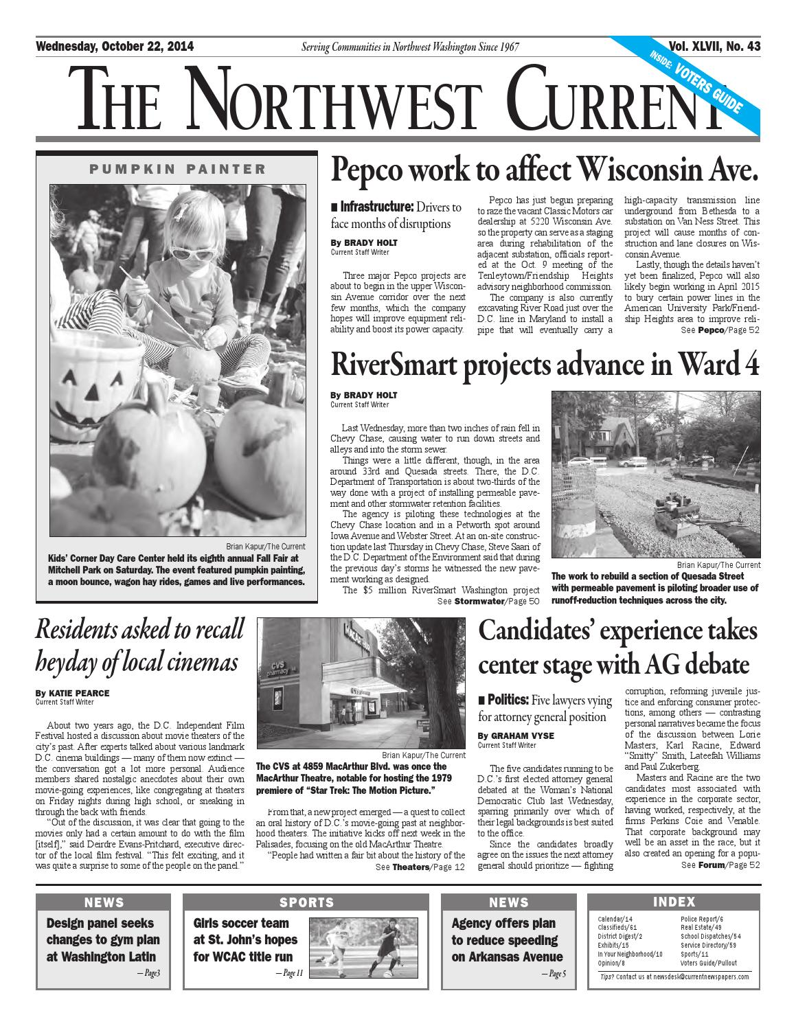 457ac09e Nw 10 22 2014 by Current Newspapers - issuu