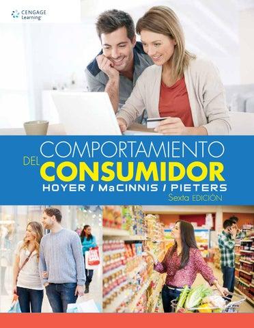 Resultado de imagen para Comportamiento del consumidor. - Sexta edición