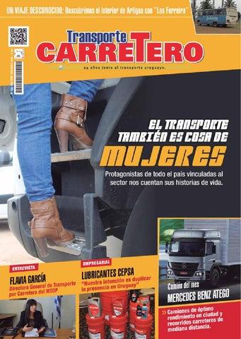 Transporte Carretero Nº 235 Setiembre 2014 By Diseño Producciones