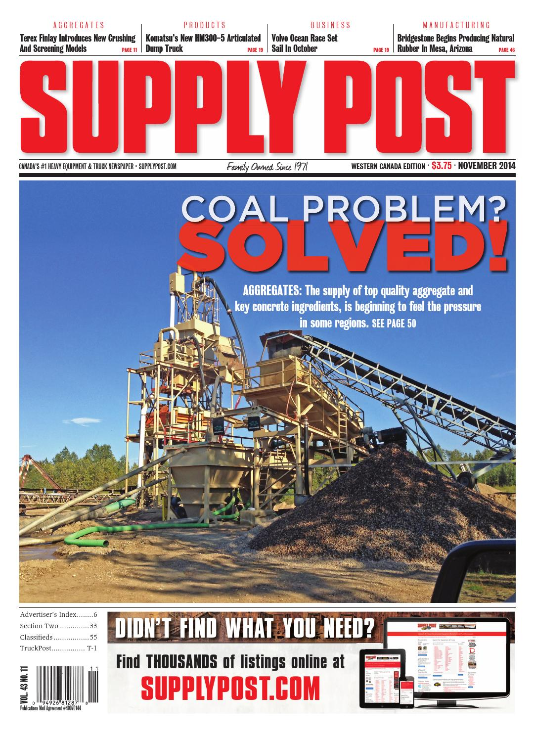 Supply Post West Nov 2014 by Supply Post Newspaper - issuu