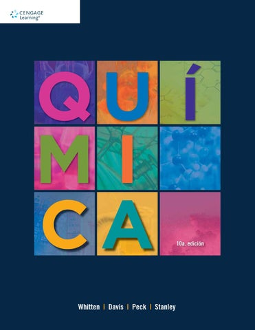 qumica 10a ed kenneth whitten raymond e davis larry peck y george g stanley