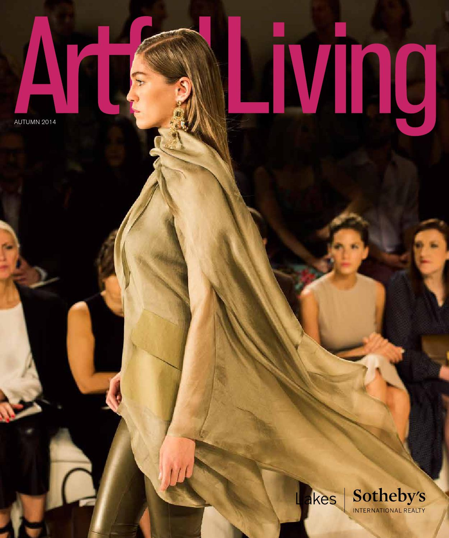 Artful Living Magazine Autumn 2014 By Issuu Jfashion Womenamp039s Parka Jacket Simpel Elegan Gabriella