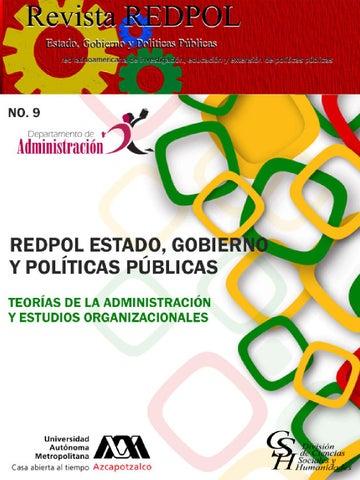 Redpol no 9 departamento de administracin by administracionc page 1 urtaz Image collections