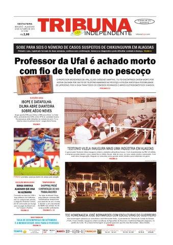 Edição número 2180 - 24 de outubro de 2014 by Tribuna Hoje - issuu 3ade2bac115