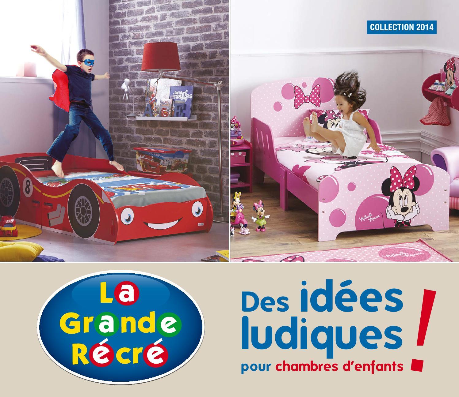 Catalogue La Grande Recre By Joe Monroe Issuu - Lit cabane la grande recre
