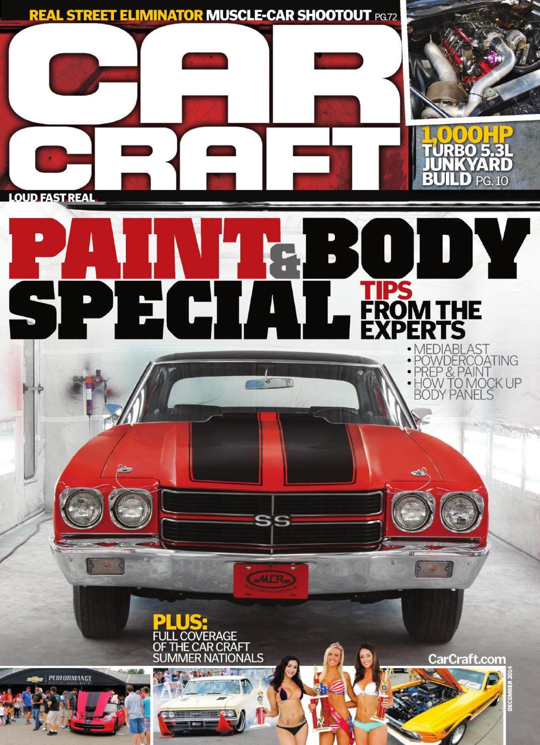Unique Free Muscle Car Magazines Crest - Classic Cars Ideas - boiq.info