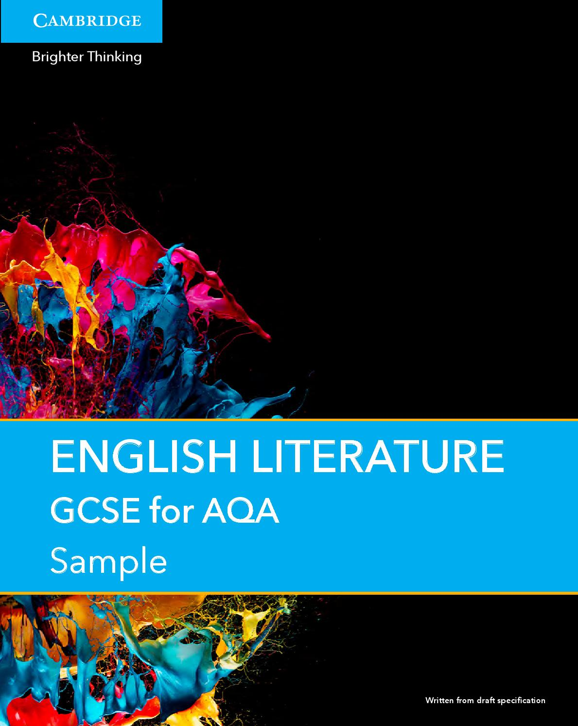 gcse english Gcse definition: general certificate of secondary education: a system of public exams taken in various subjects from the age of about 16, or one of these exams, or a qualification from this system:.