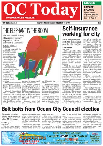10/24/14 Ocean City Today by ocean city today - issuu