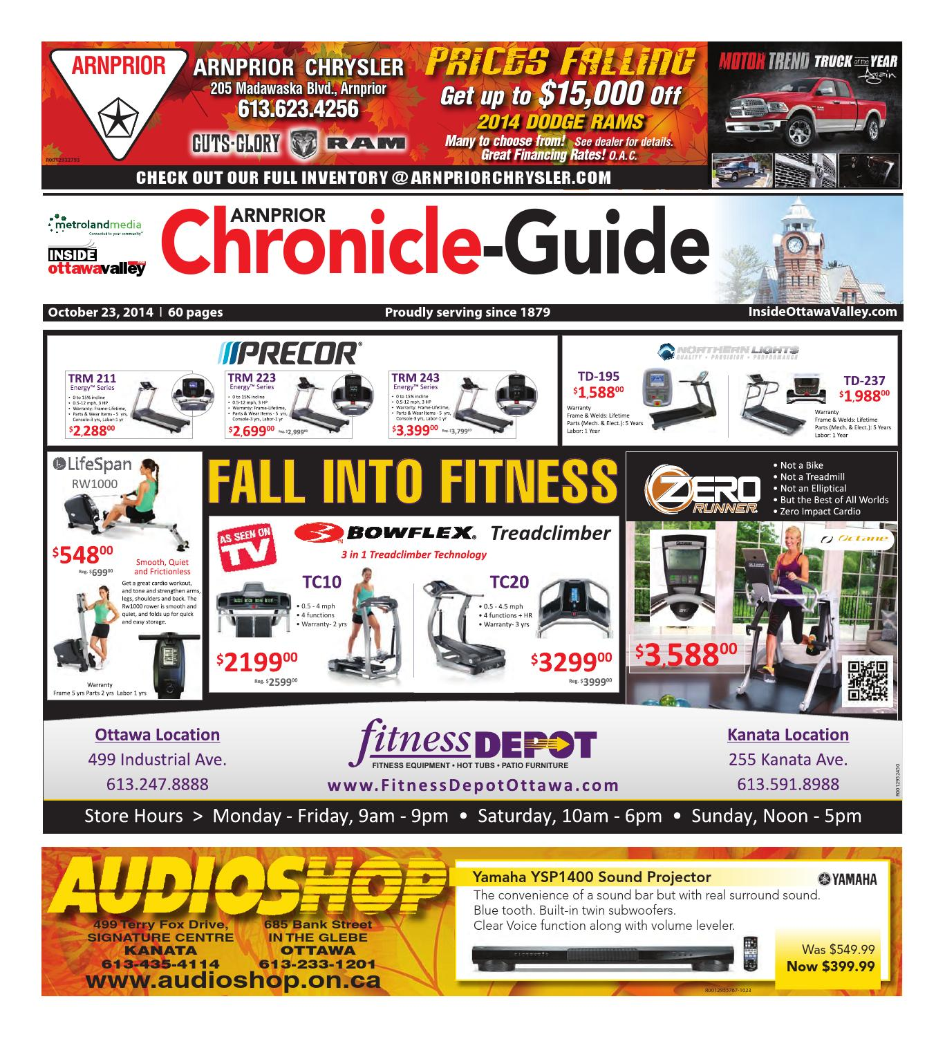 Arnprior102314 by metroland east arnprior chronicle guide issuu fandeluxe Images
