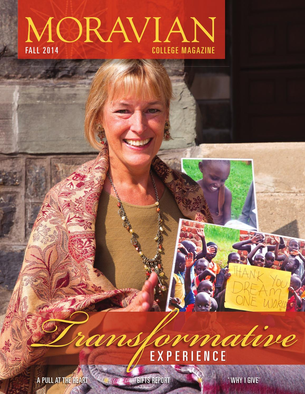 Moravian College Magazine Fall 2014 By Moravian College Issuu