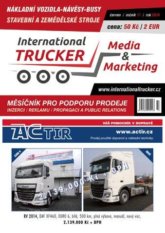 76c45facd17 Český Trucker červen 2014 by ČESKÝ TRUCKER - issuu