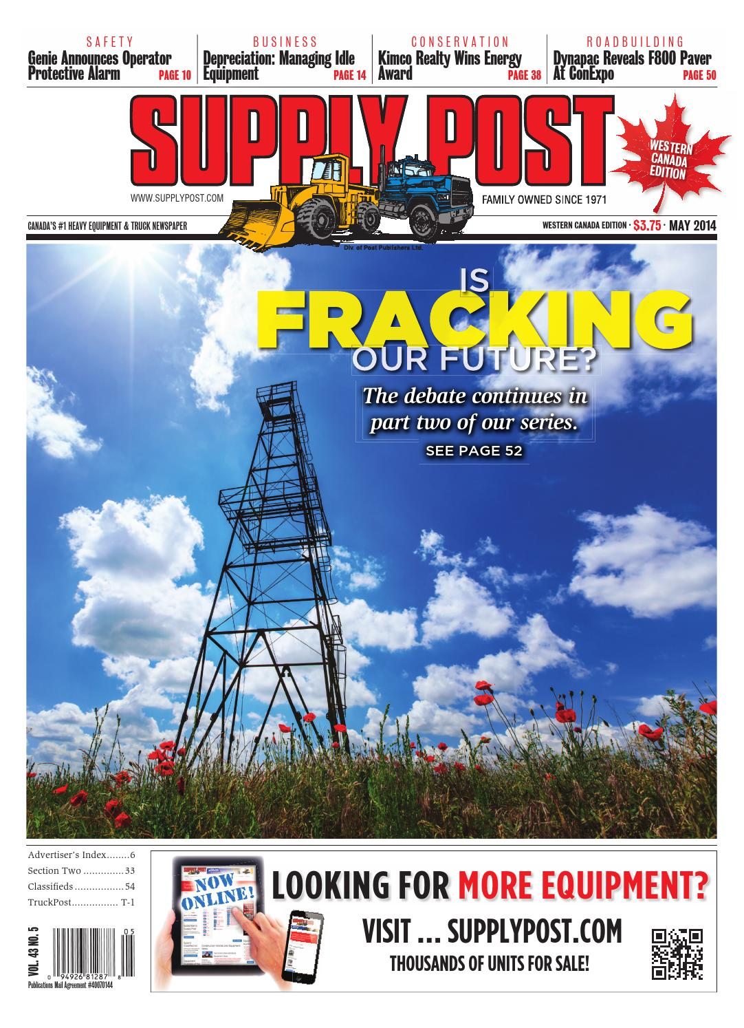 Supply Post West May 2014