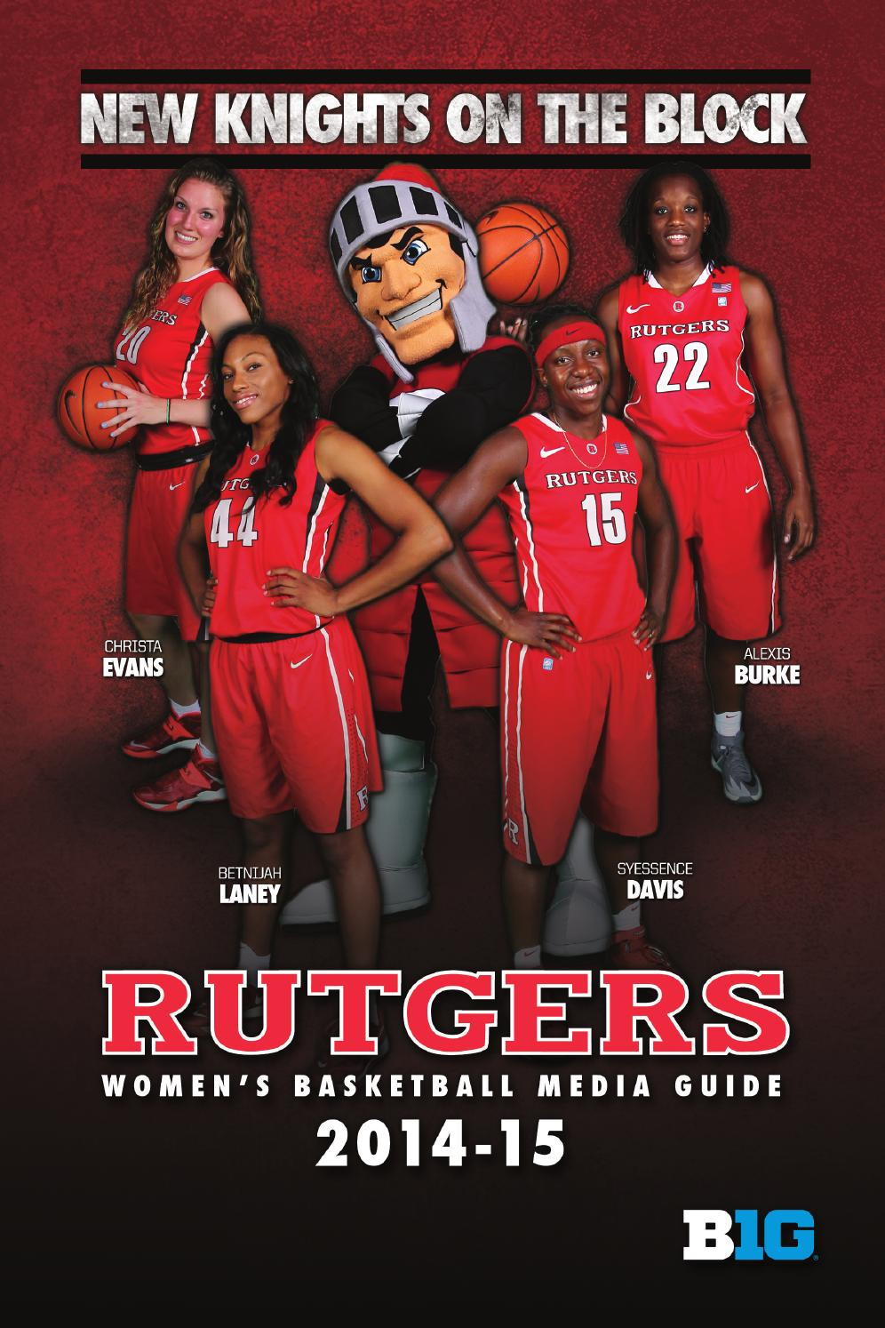 2014 15 rutgerswbb guide by Rutgers Athletics - issuu 1ffd26264ed6