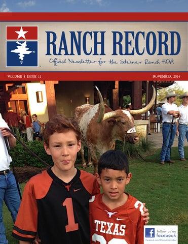 Steiner Ranch November 2014 By Peel Inc Issuu