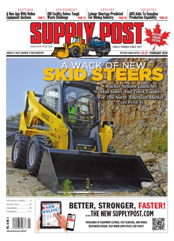 Supply Post West Feb 2014 by Supply Post Newspaper - issuu