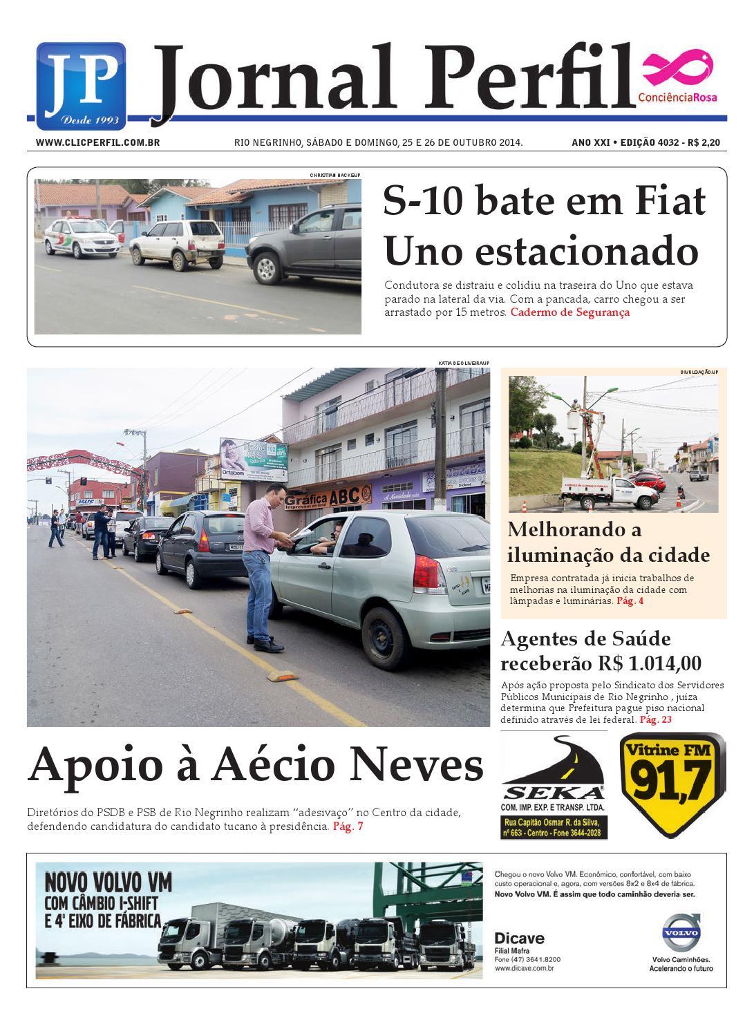 Jornal perfil 25 10 14 by ClicPerfil - issuu 5d31b6584edd7