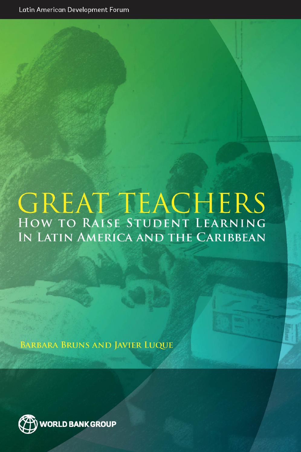 Great Teachers By World Bank Group Publications Issuu