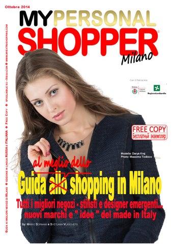 Personal shopper Milano ottobre 2014 by russiamediapress issuu