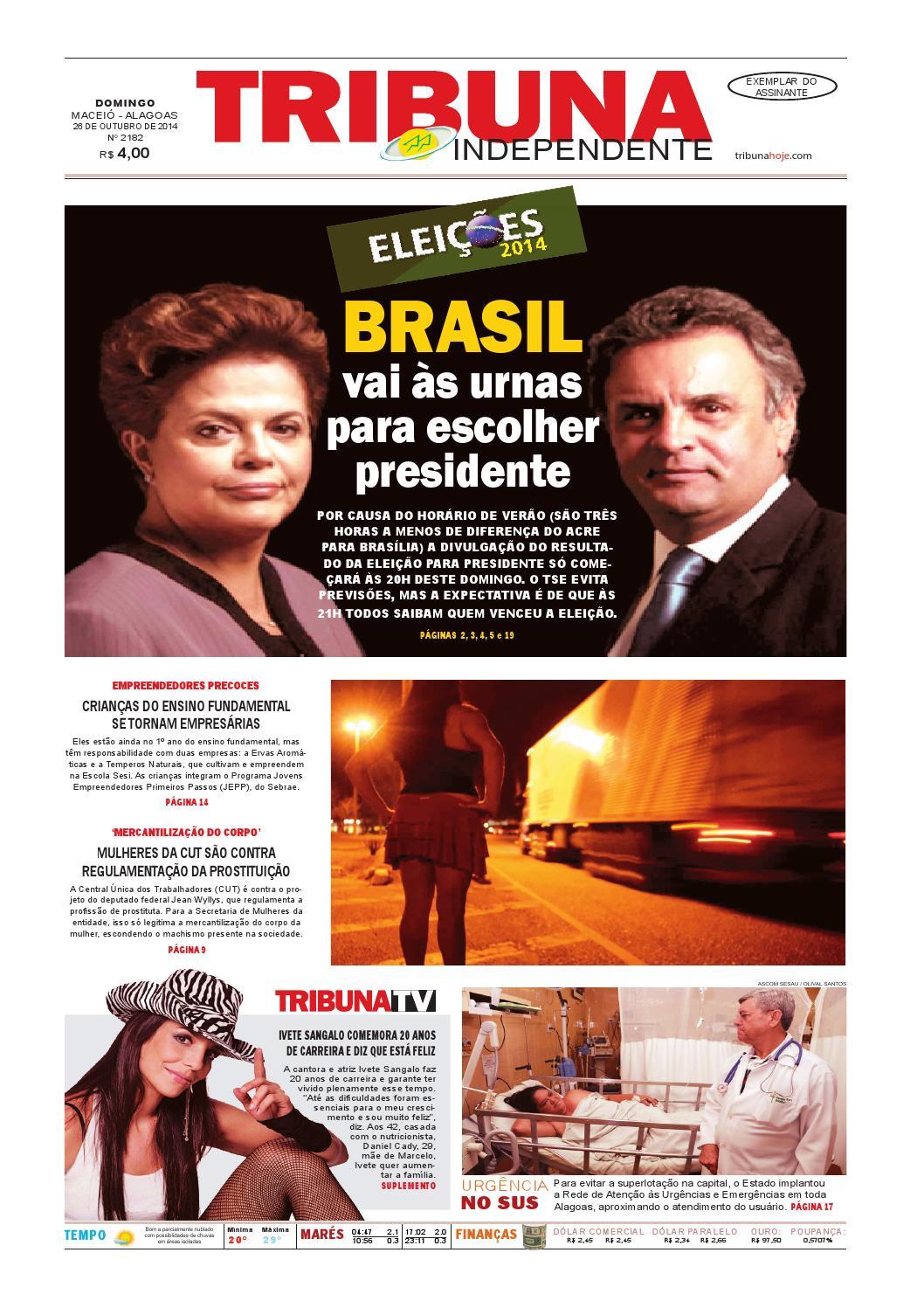 Edição número 2182 - 26 de outubro de 2014 by Tribuna Hoje - issuu 9cdd5af07b3