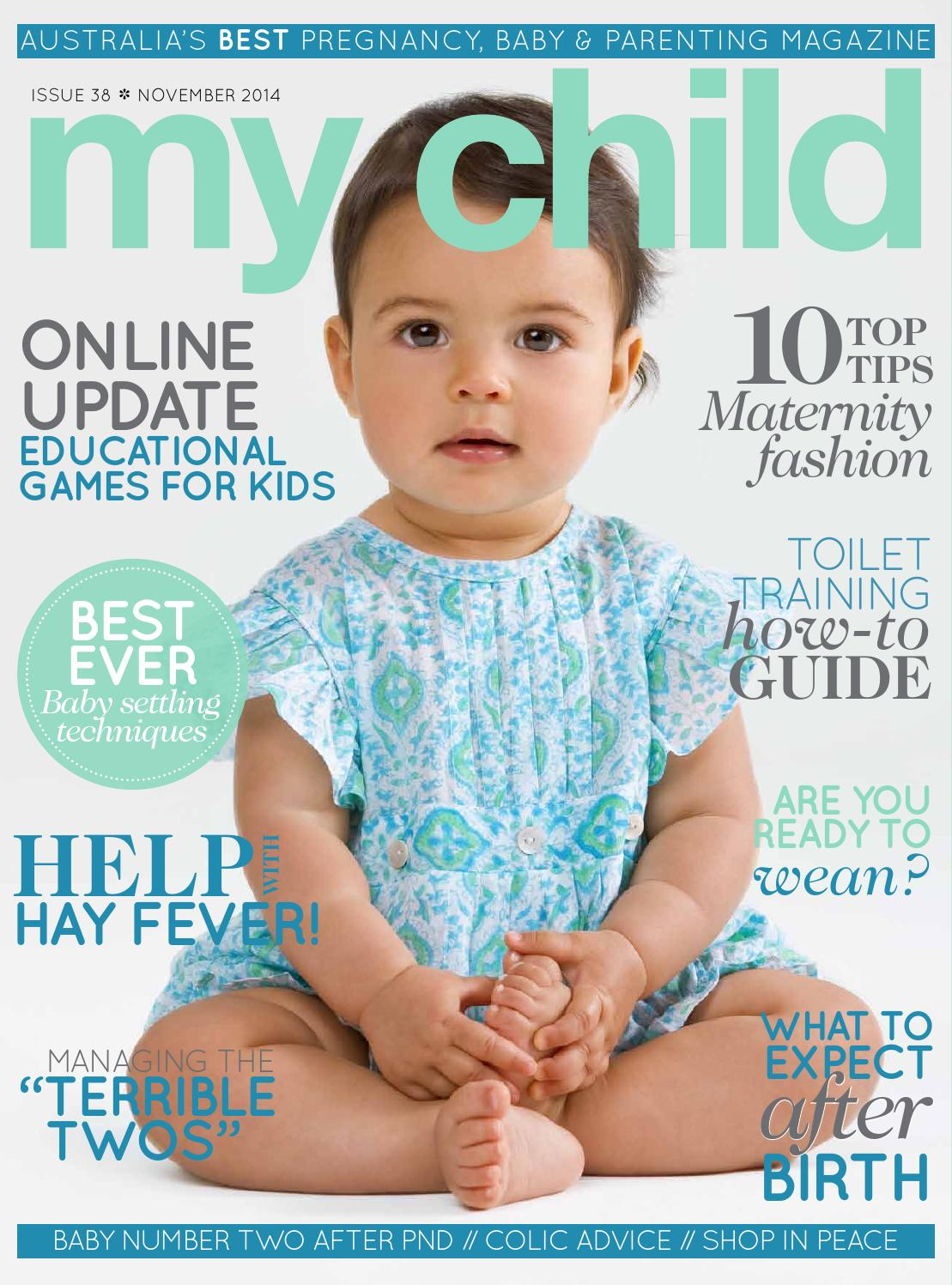 My Child Magazine November 2014 Issue by My Child Magazine - issuu