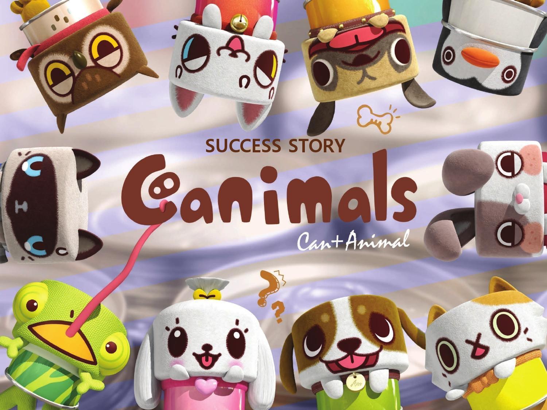 Canimals brand by VOOZCLUB - issuu