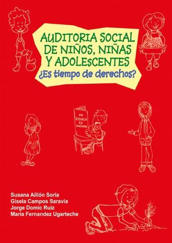 La auditoria social de derechos ¿es tiempo de derechos  by Martin ... 72145830f093a