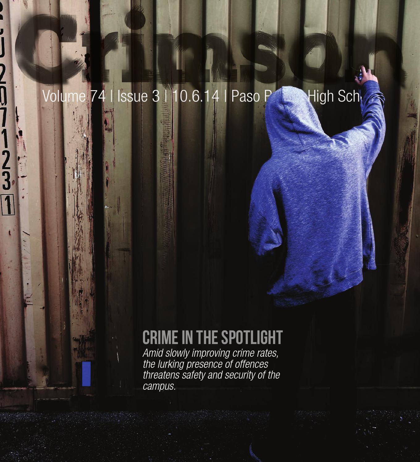 2014 November Issue by Crimson Newsmagazine - issuu