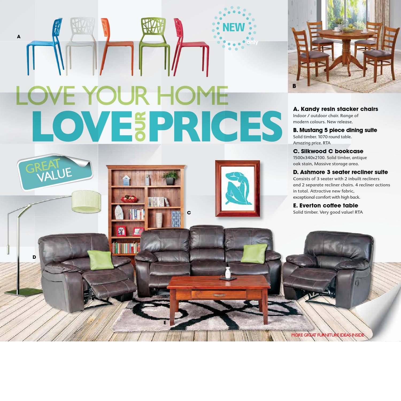 Bridgland Betta Home Living Catalogue October 2014 By Echo Publications Issuu