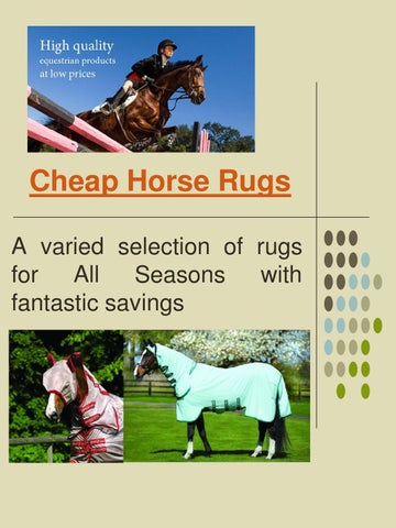 Equestrian Clearance By