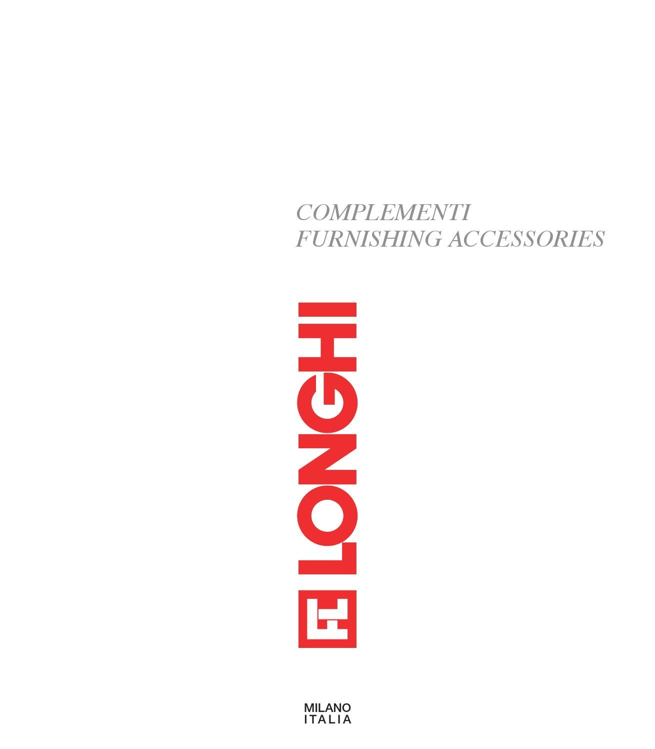 longhi complementi by verbavolant issuu
