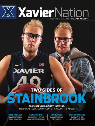 7cedc574dc5 Xavier Nation - The Official Magazine for Xavier Athletics by ...