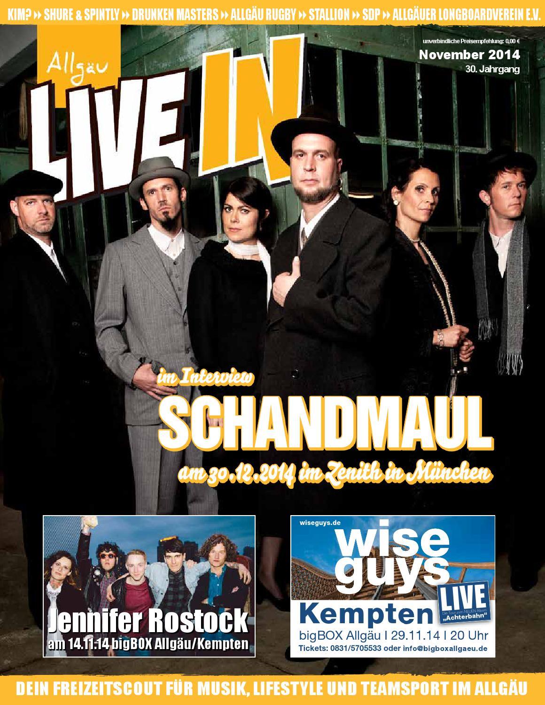 Allgäu LIVE IN (11.2014) by Live In Verlag - issuu