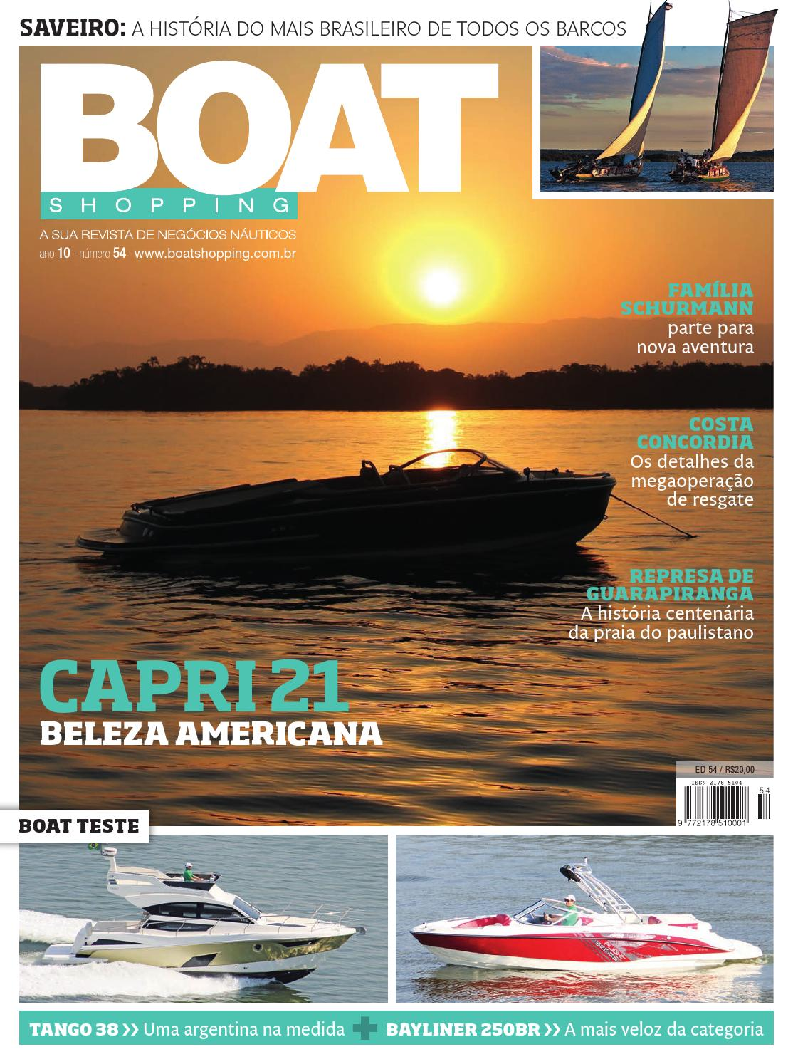 fe6510a0b6233 Revista Boat Shopping  54 by Boat Shopping - issuu