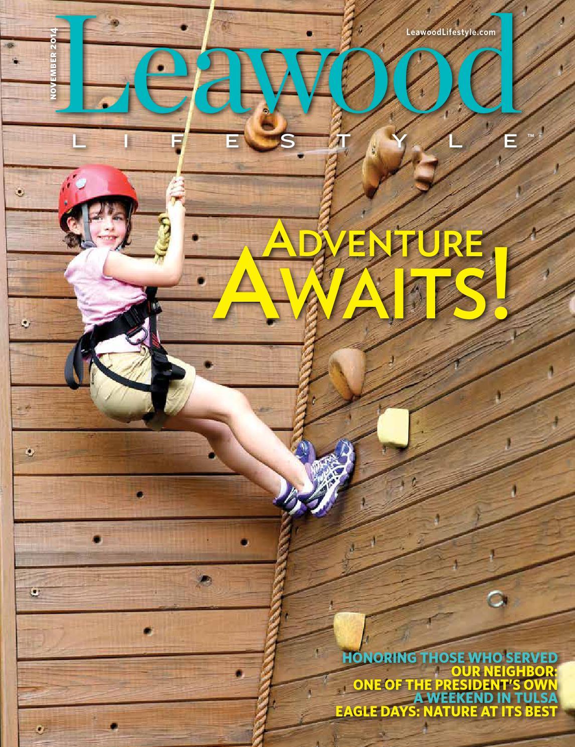 Leawood Lifestyle November 2014 by Lifestyle Publications - issuu
