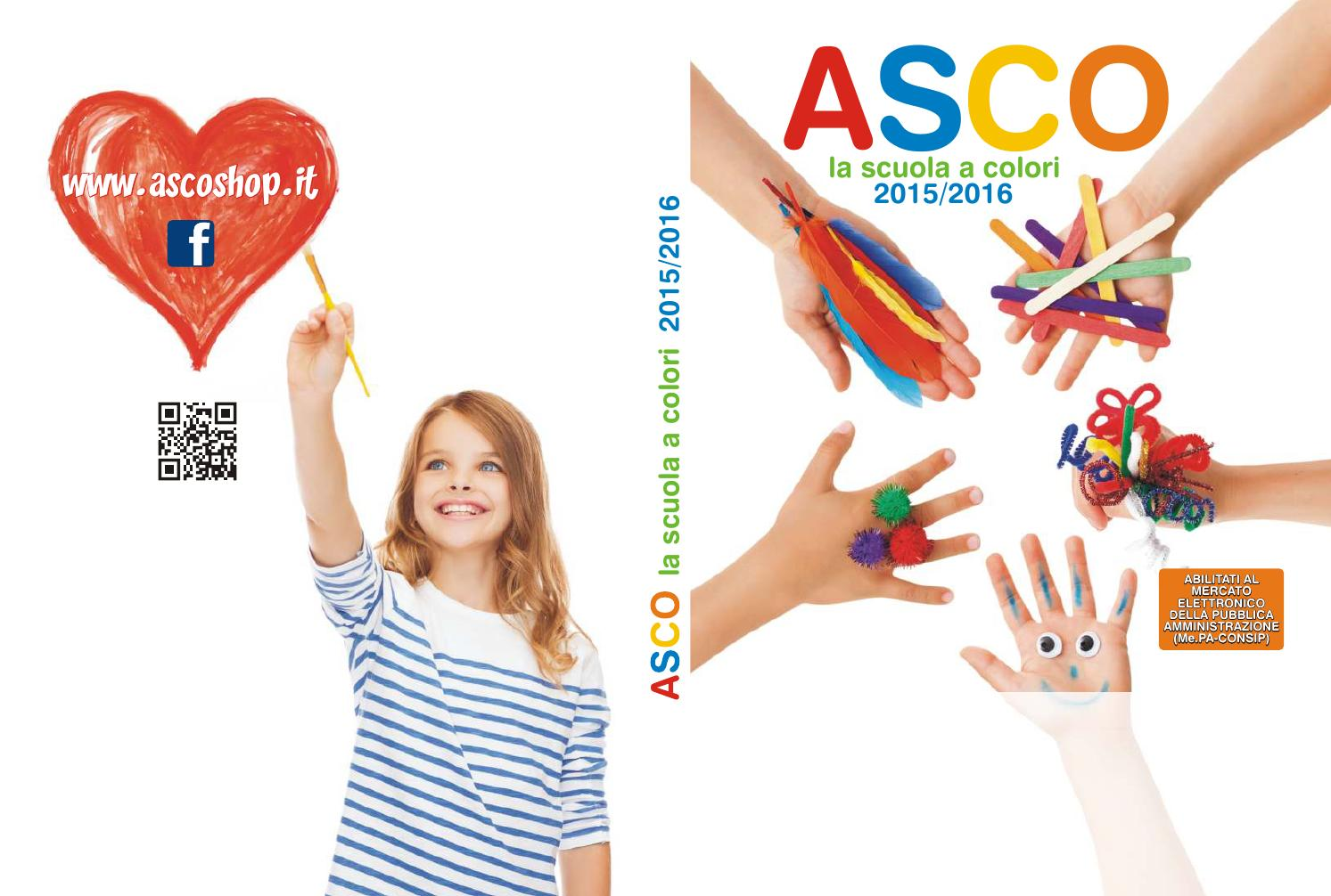 Catalogo Asco 2014-1015 by Publidesign - issuu 77fb16f6d011