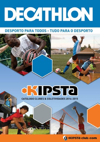 e1f421f580 KICatálogo Clubes   Coletividades 2014-2015 by Decathlon Portugal ...