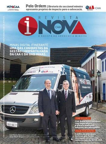 Revista INOVA 4ª edição by CAA MG - issuu e60a0f8bc8
