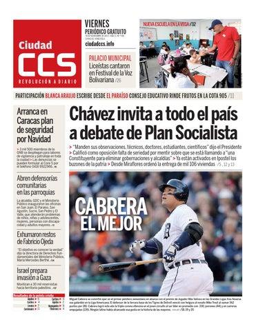 16/11/12 by Ciudad CCS - issuu